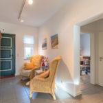 Appartement Kräutergarten - Küche & Wohnraum