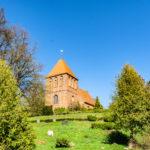 Kirche in Garz auf Rügen